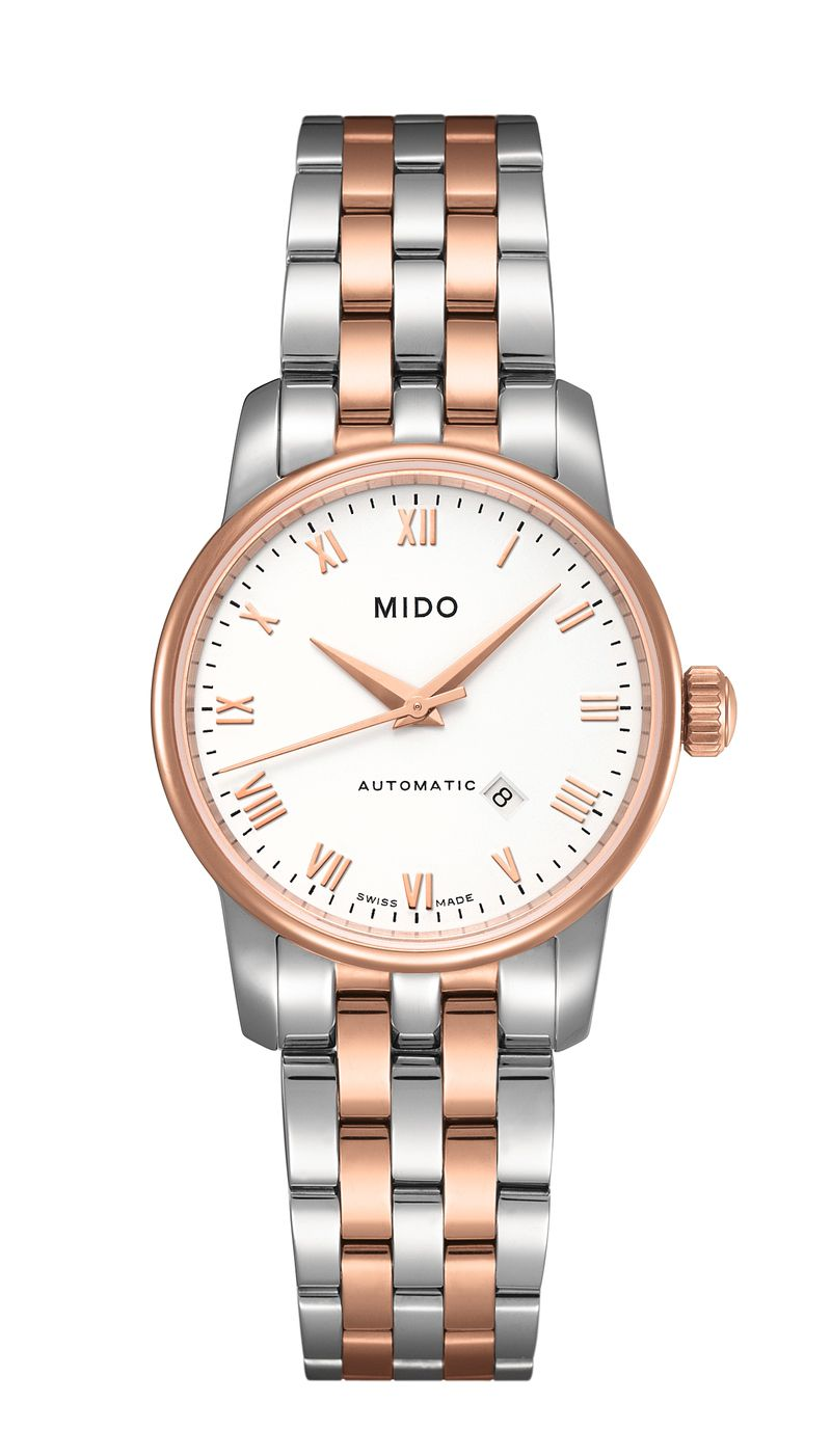 Mido Baroncelli M76009N61 Ladies Watch