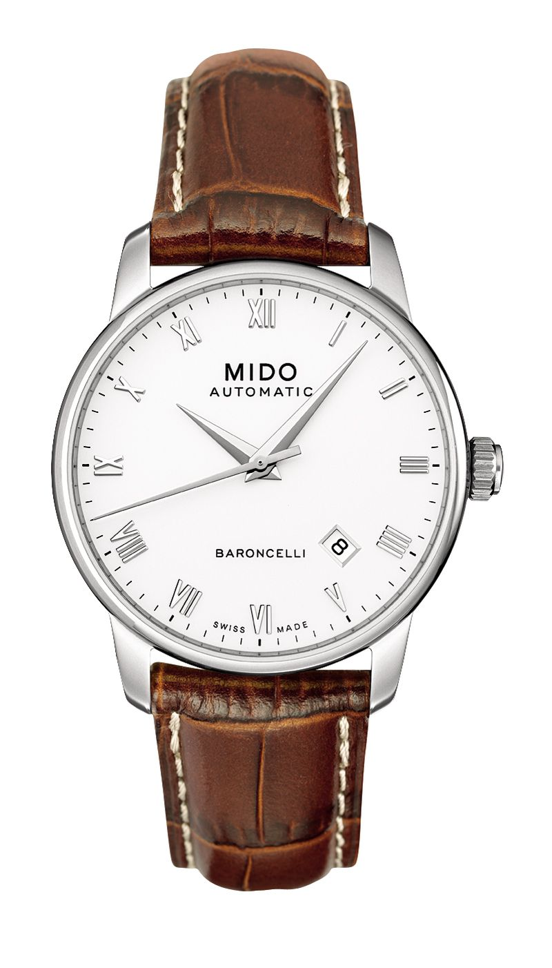 Mido Baroncelli M86004268 Mens Watch
