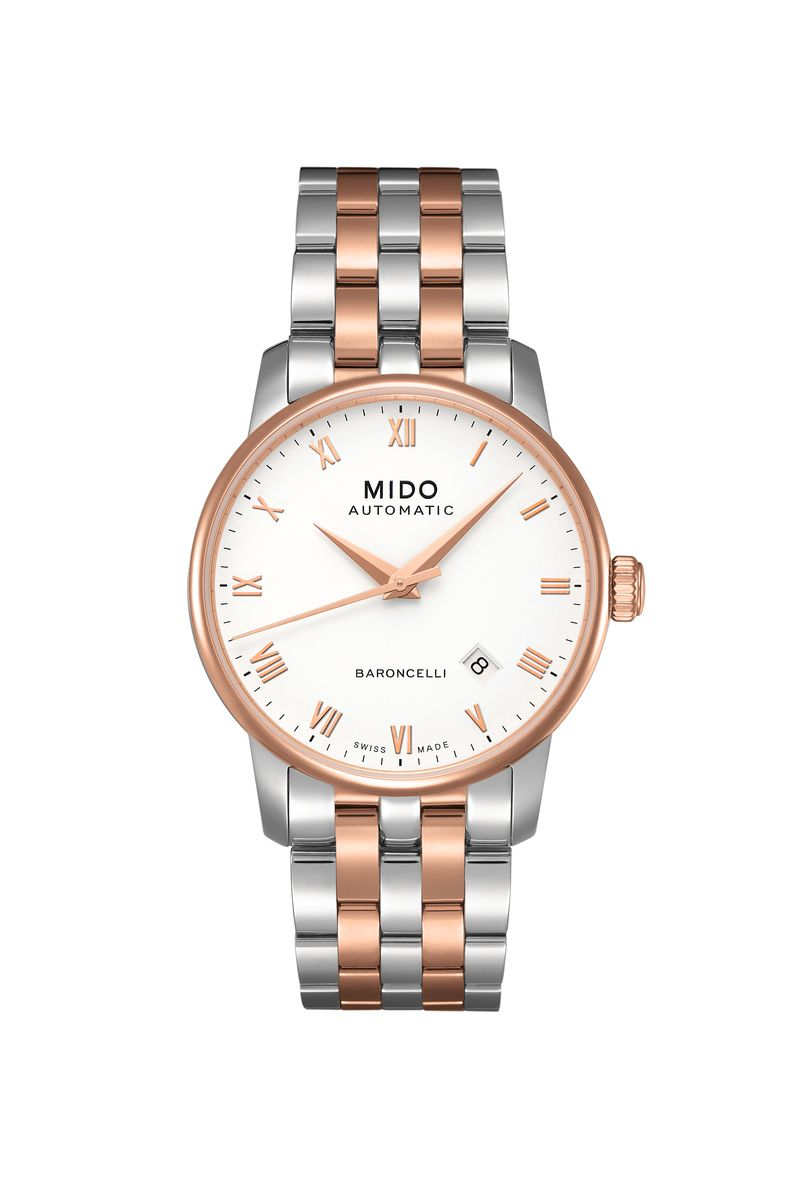 Mido Baroncelli M86009N61 Mens Watch