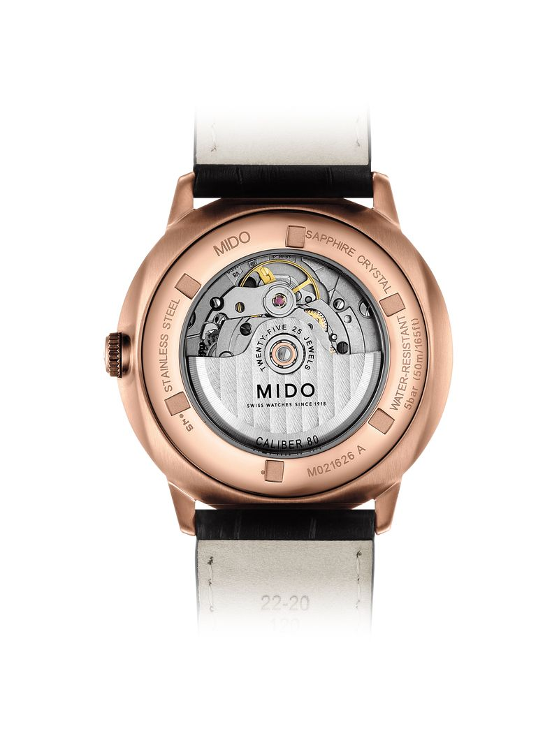 Mido Baroncelli M0216263605100 Mens Watch
