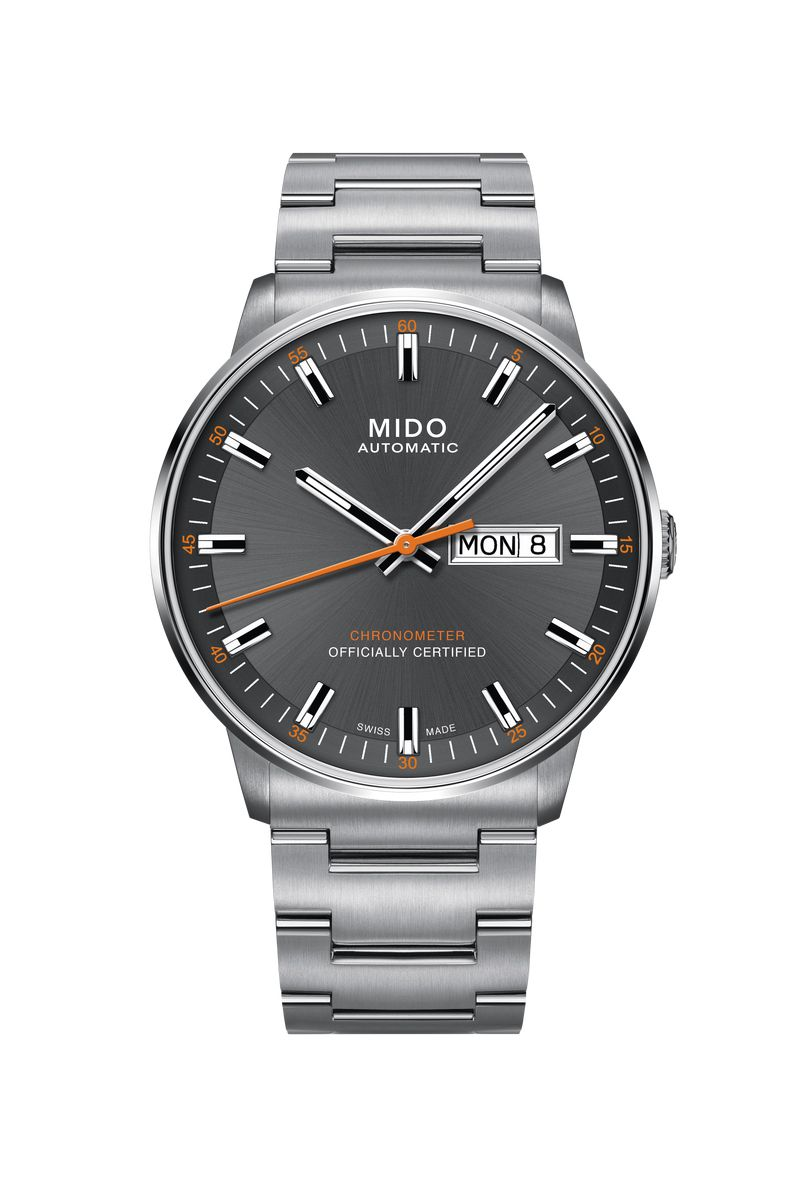 Mido Commander M0214311106101 Mens Watch