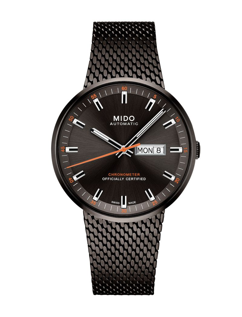 Mido Commander M0316313306100 Mens Watch