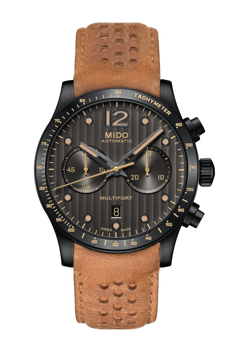 Mido Multifort M0256273606110 Mens Watch