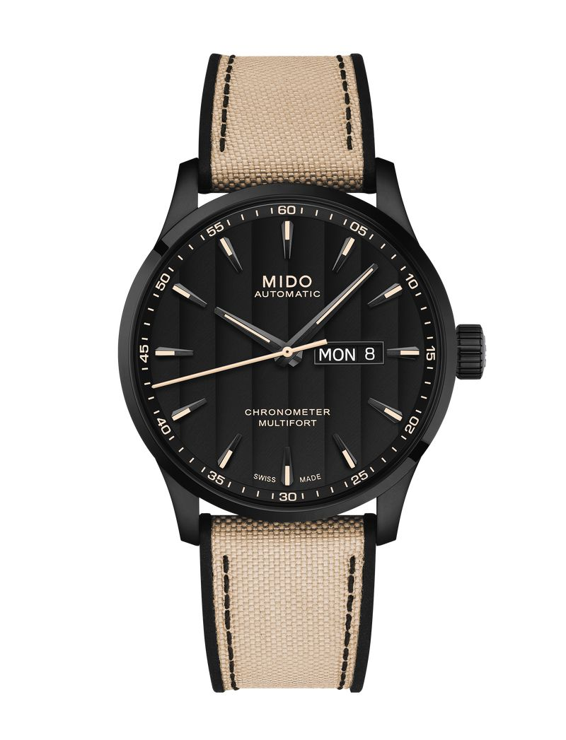 Mido Multifort M0384313705109 Mens Watch
