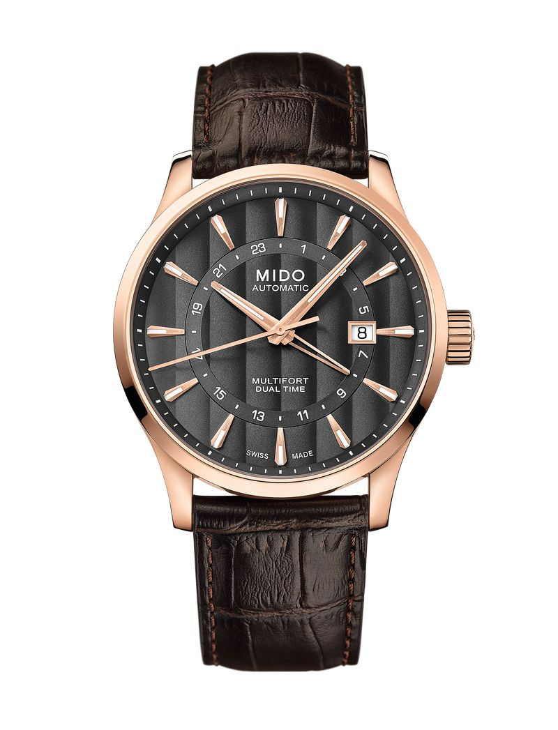 Mido Multifort M0384293606100 Mens Watch
