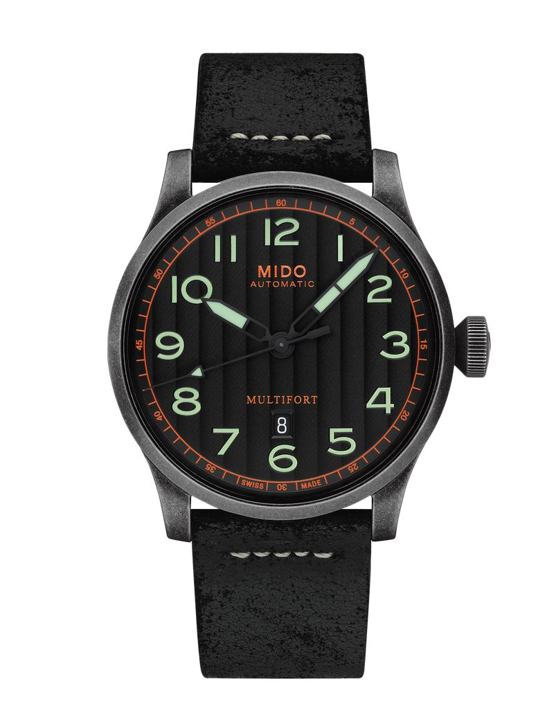 Mido Multifort M0326073605009 Mens Watch