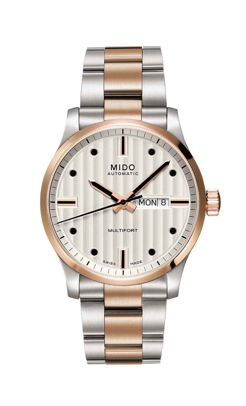 Mido Multifort M0054302203180 Mens Watch