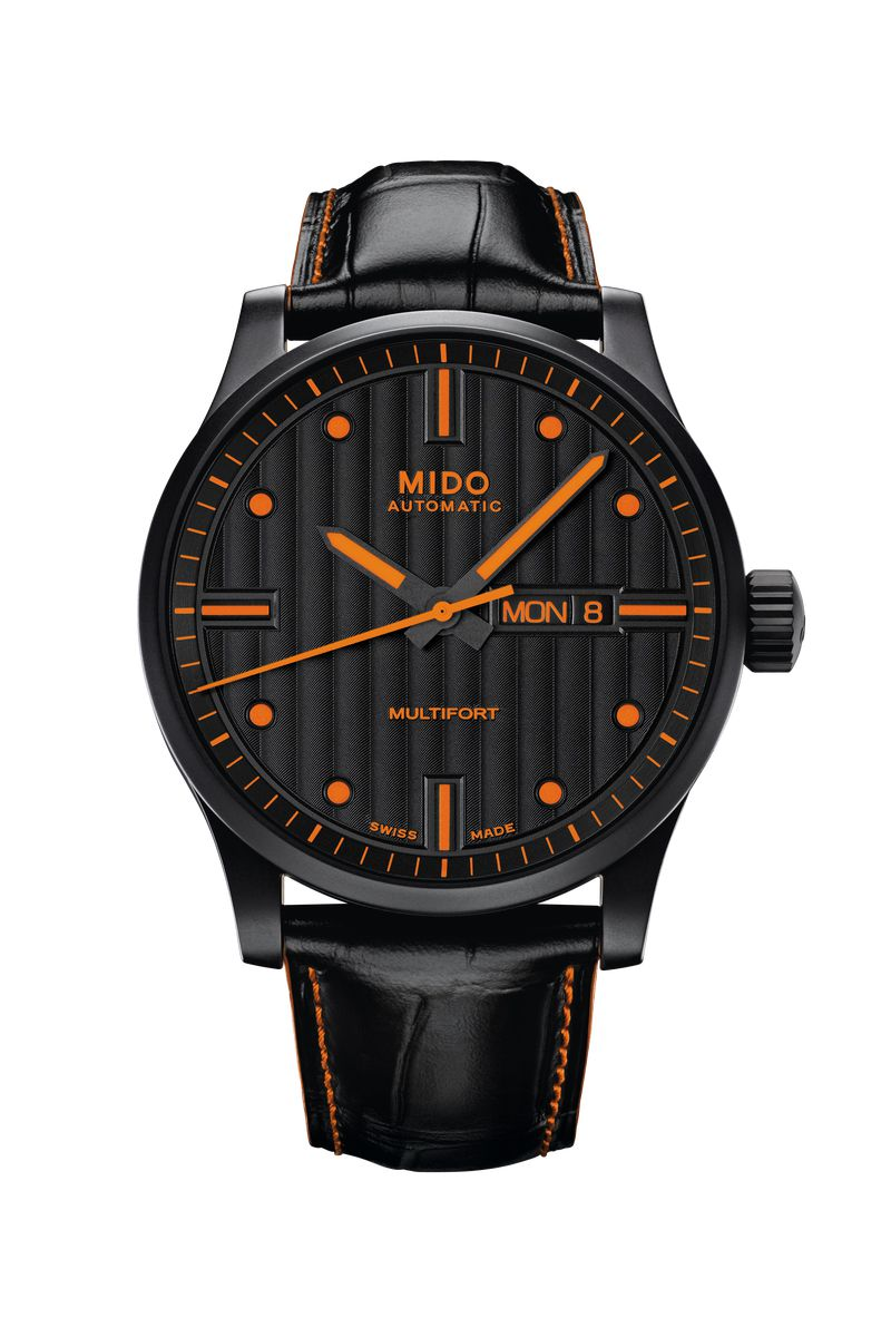 Mido Multifort M0054303605180 Mens Watch