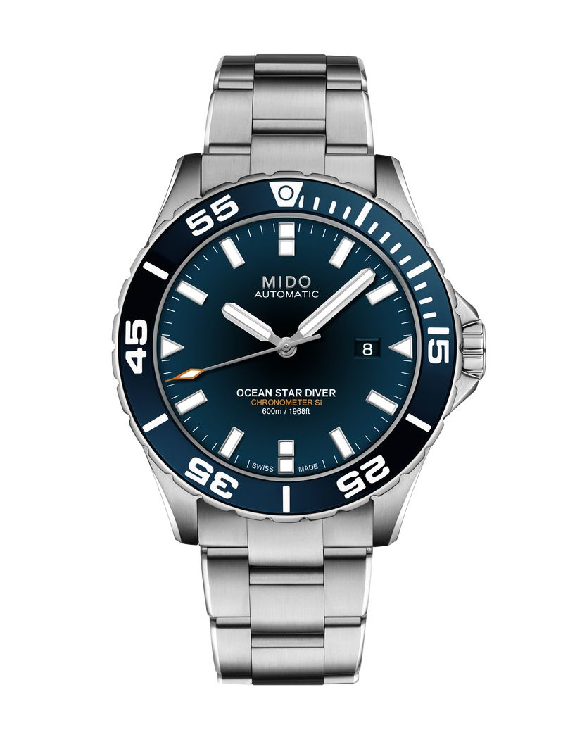 Mido Ocean Star M0266081104100 Mens Watch