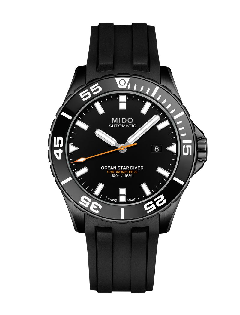 Mido Ocean Star M0266083705100 Mens Watch
