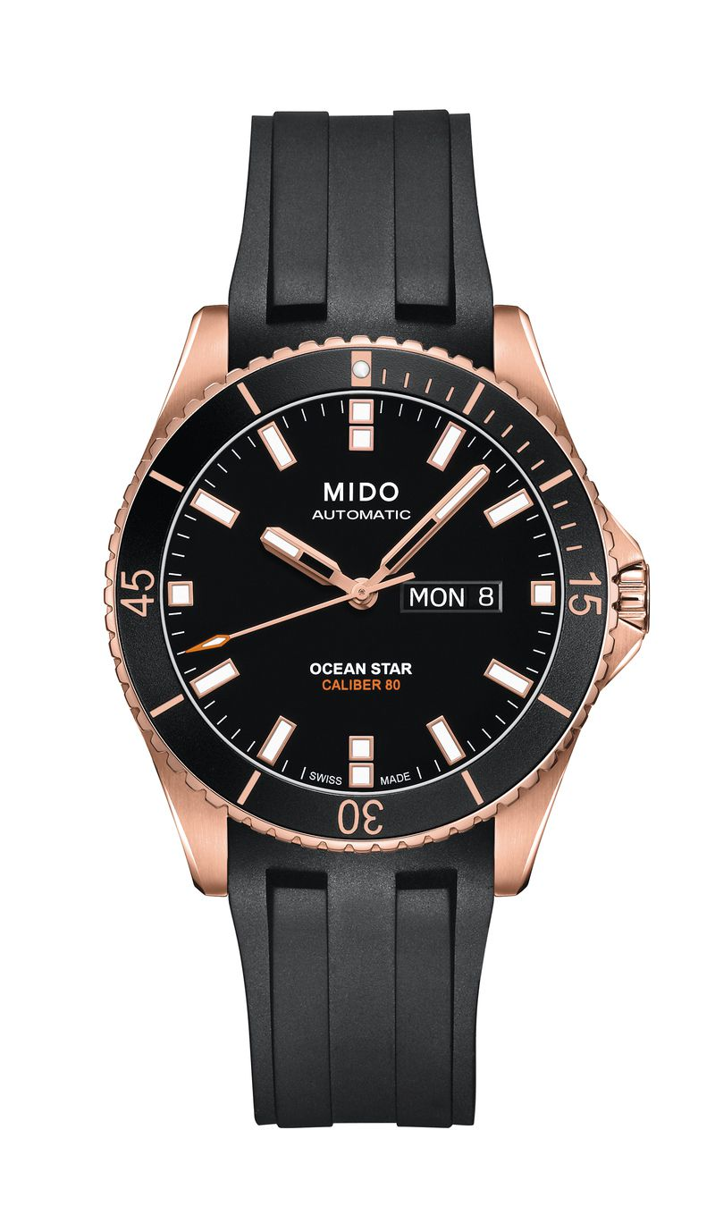 Mido Ocean Star M0264303705100 Mens Watch
