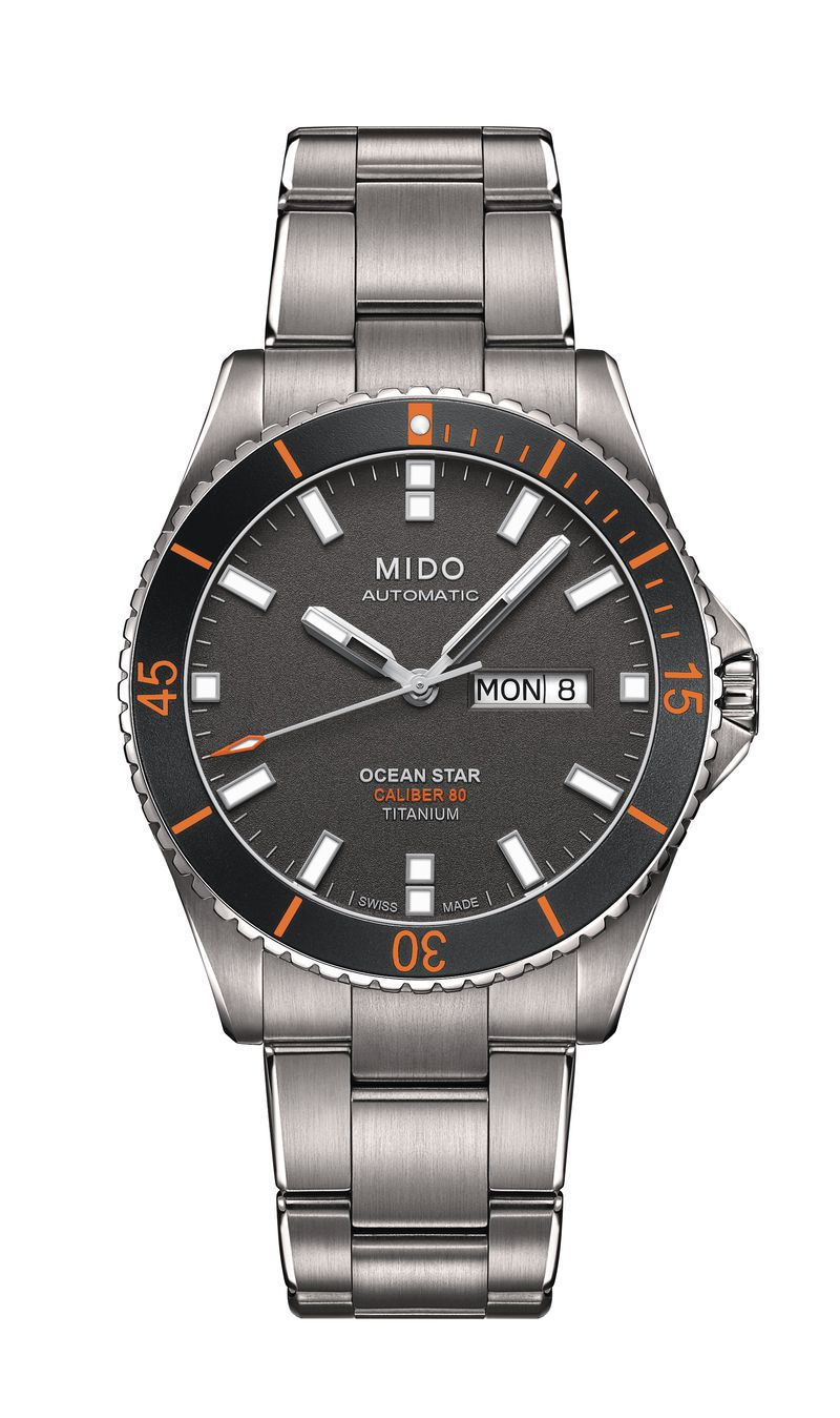 Mido Ocean Star M0264304406100 Mens Watch
