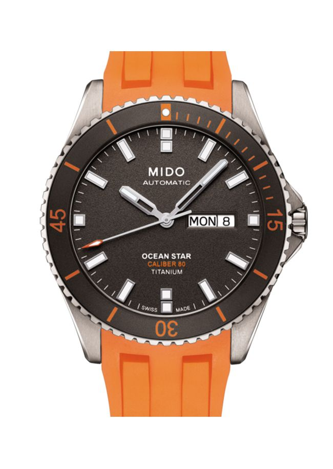 Mido Ocean Star M0264304706100 Mens Watch