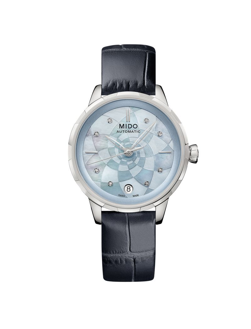 Mido Rainflower M0432071613100 Ladies Watch