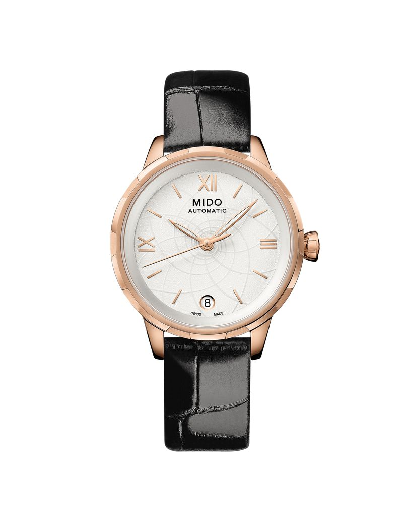Mido Rainflower M0432073601800 Ladies Watch