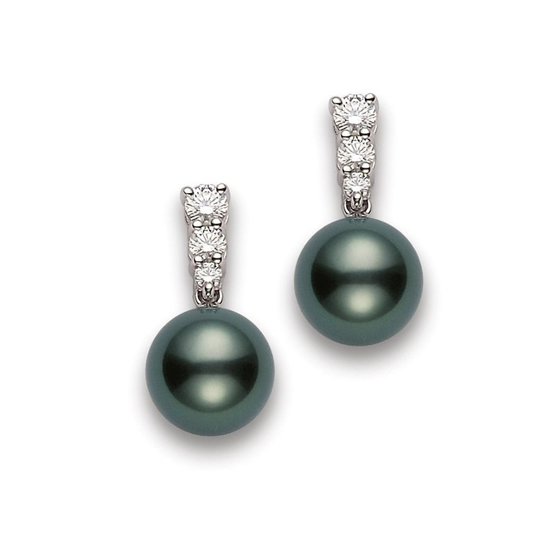 Mikimoto Morning Dew PEA642SW Earrings