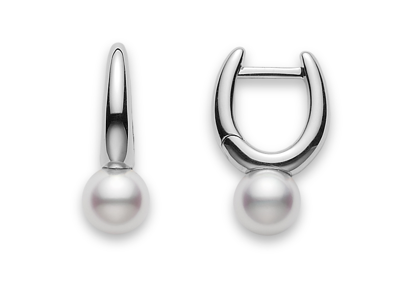 Mikimoto Classic Elegance  PEA946W Earrings