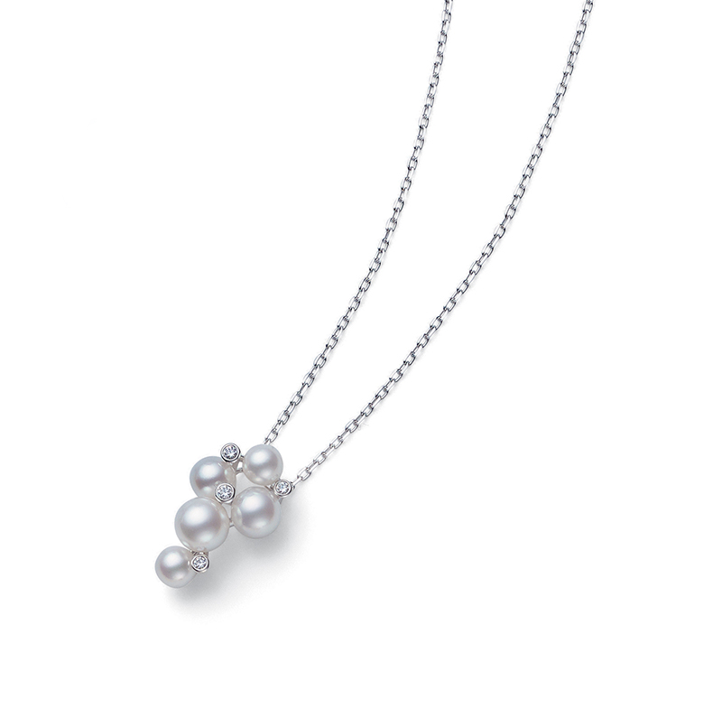 Mikimoto Bubbles MPQ10041ADXW Necklace