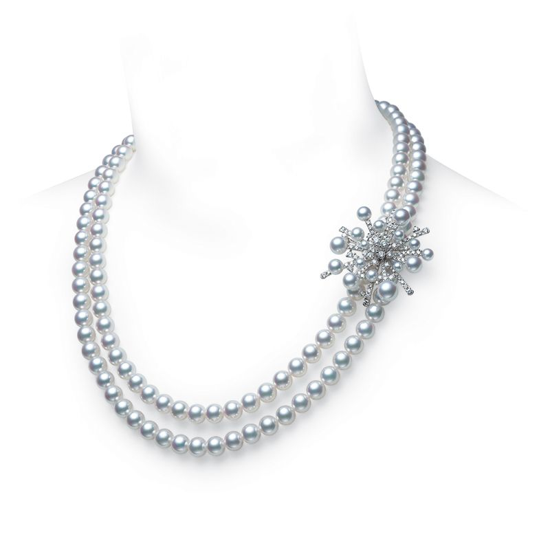 Mikimoto Splash MZQ10022ADXW Necklace