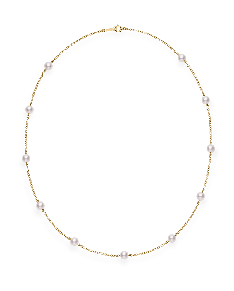 Mikimoto Basic Jewelry PC158LK Necklace