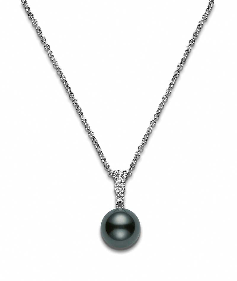 Mikimoto Morning Dew PPA403SW Pendant