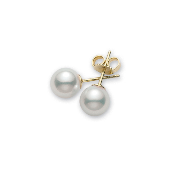 Mikimoto Akoya Stud PES702K Earrings