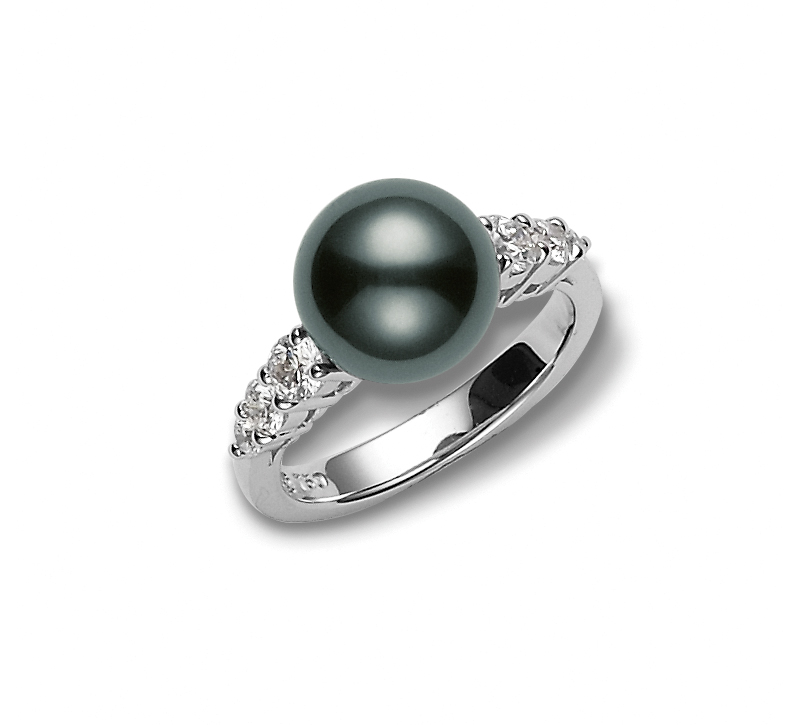 Mikimoto Morning Dew PRA541BDW Fashion Ring