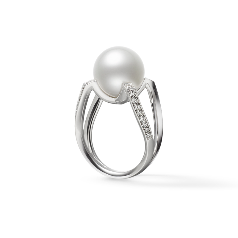 Mikimoto M Collection MRA10226NDXW Fashion Ring