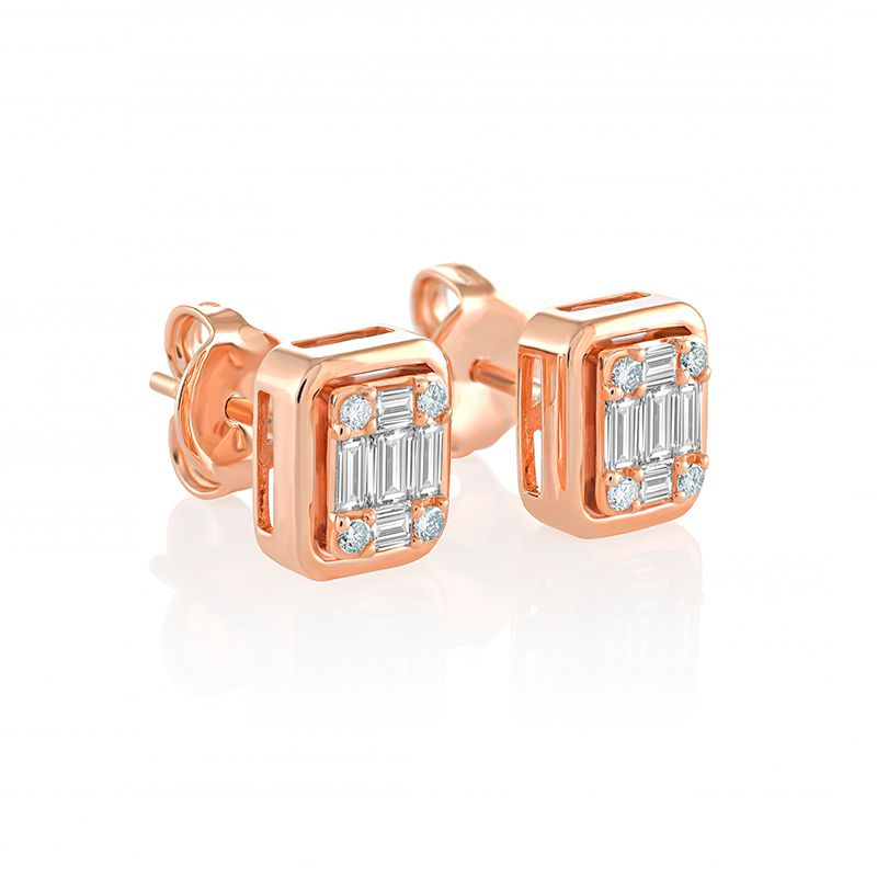 Monaco Collection 2019 Fall AN1188P Ladies Earrings