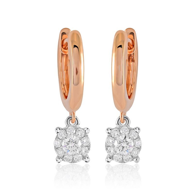 Monaco Collection 2019 Fall AN0973P Ladies Earrings