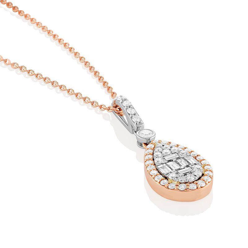Monaco Collection 2019 Fall AN1200PW Ladies Pendant