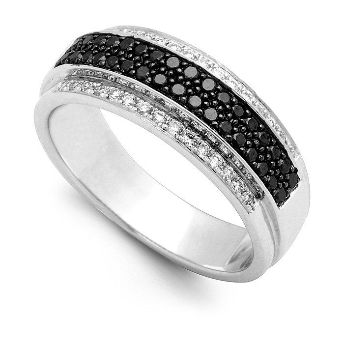Monaco Collection Anniversary Ring AN190-BDN Women's Anniversary Ring