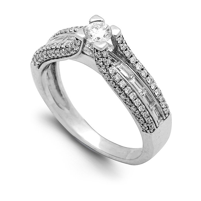 Monaco Collection Engagement Ring AN300 Women's Engagement Ring