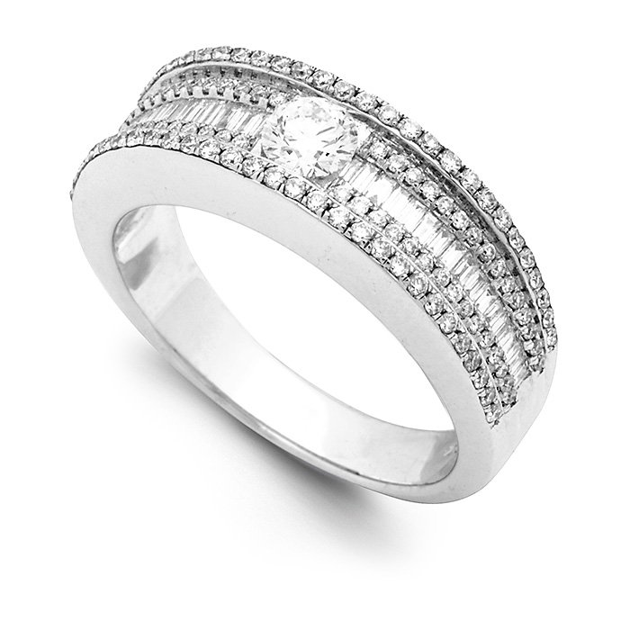 Monaco Collection Engagement Ring AN307 Women's Engagement Ring