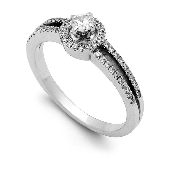 Monaco Collection Engagement Ring AN350 Women's Engagement Ring