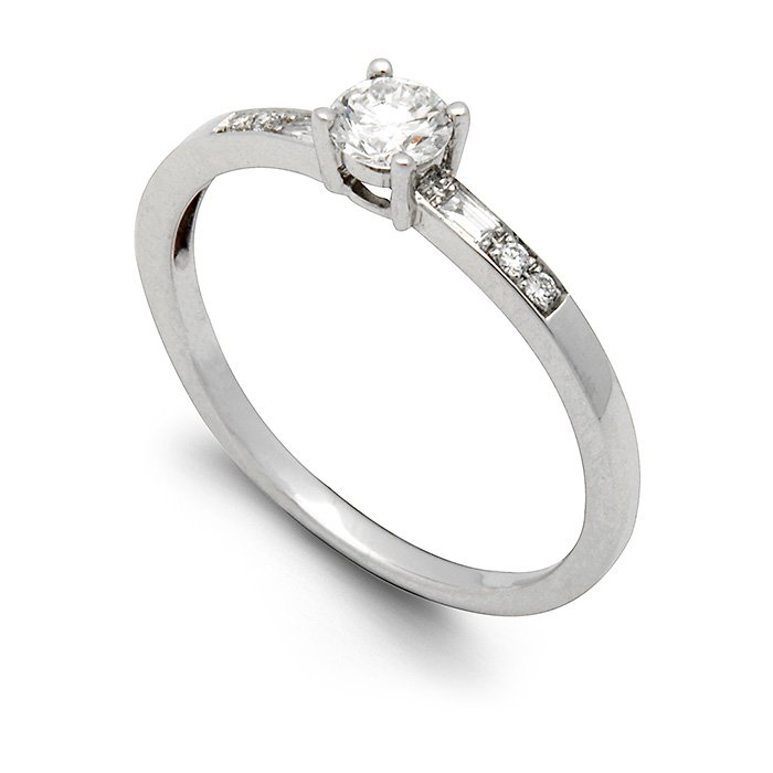 Monaco Collection Engagement Ring AN359 Women's Engagement Ring