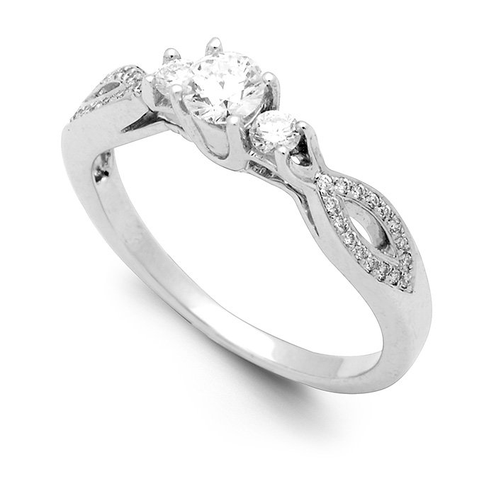 Monaco Collection Engagement Ring AN454 Women's Engagement Ring