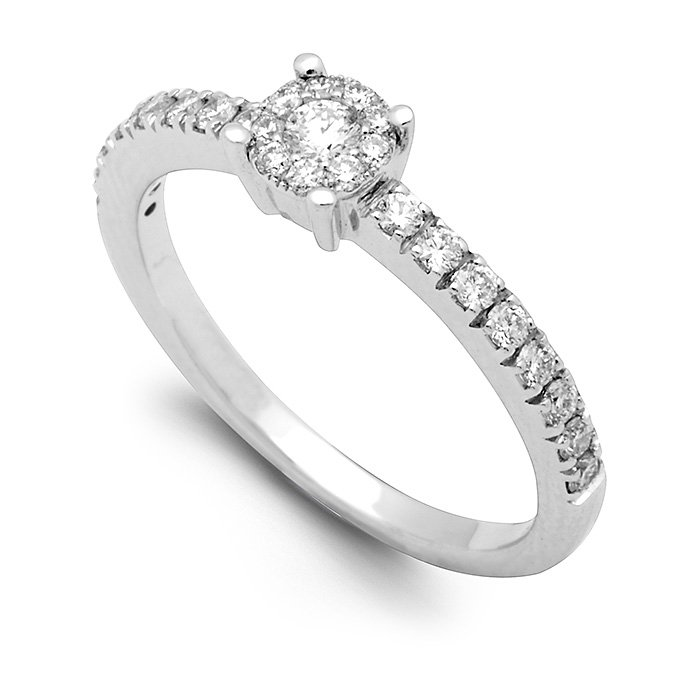 Monaco Collection Engagement Ring AN532 Women's Engagement Ring
