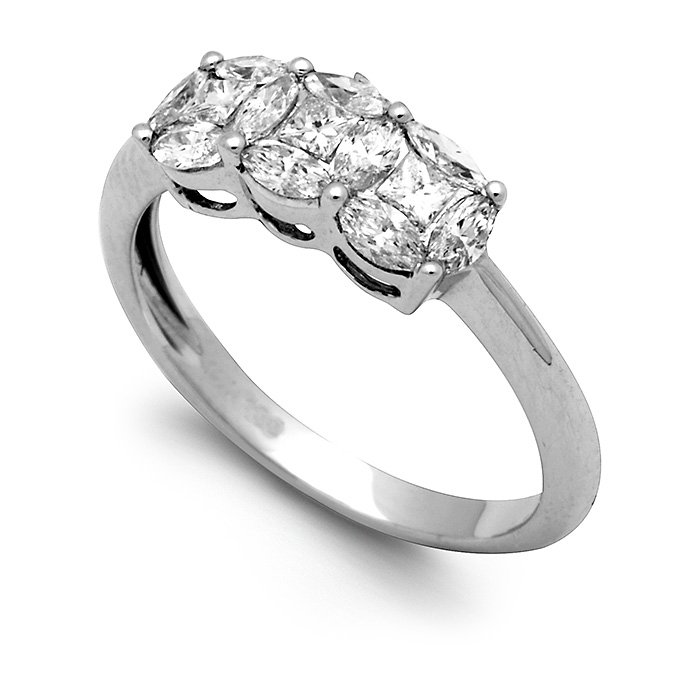 Monaco Collection Engagement Ring AN580 Women's Engagement Ring