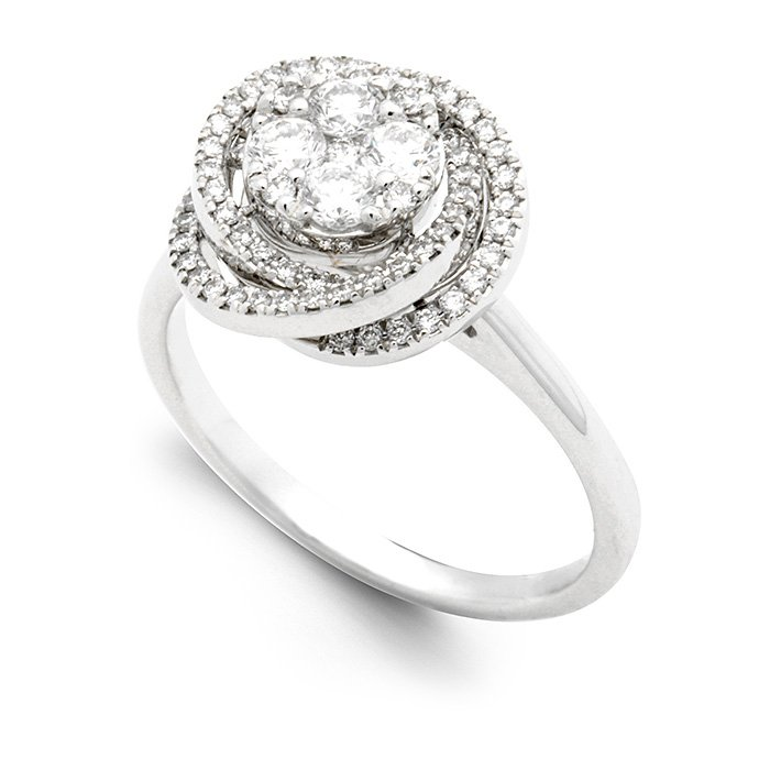 Monaco Collection Engagement Ring AN766 Women's Engagement Ring