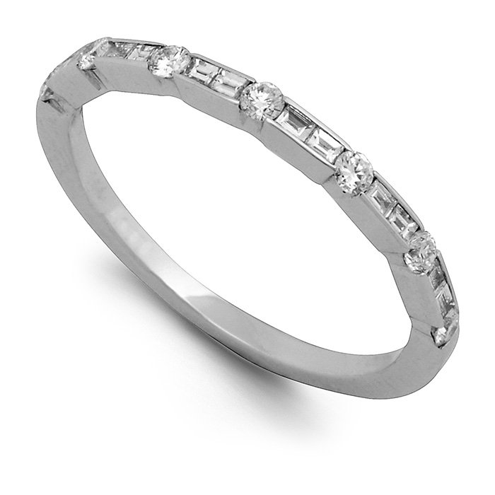 Monaco Collection Wedding Band AN295 Women's Wedding band