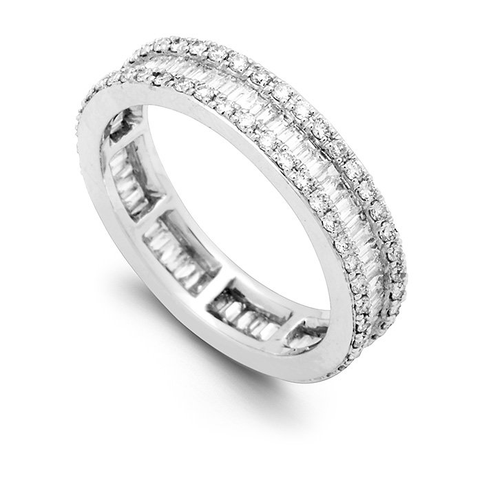 Monaco Collection Wedding Band ANP20 Women's Wedding band