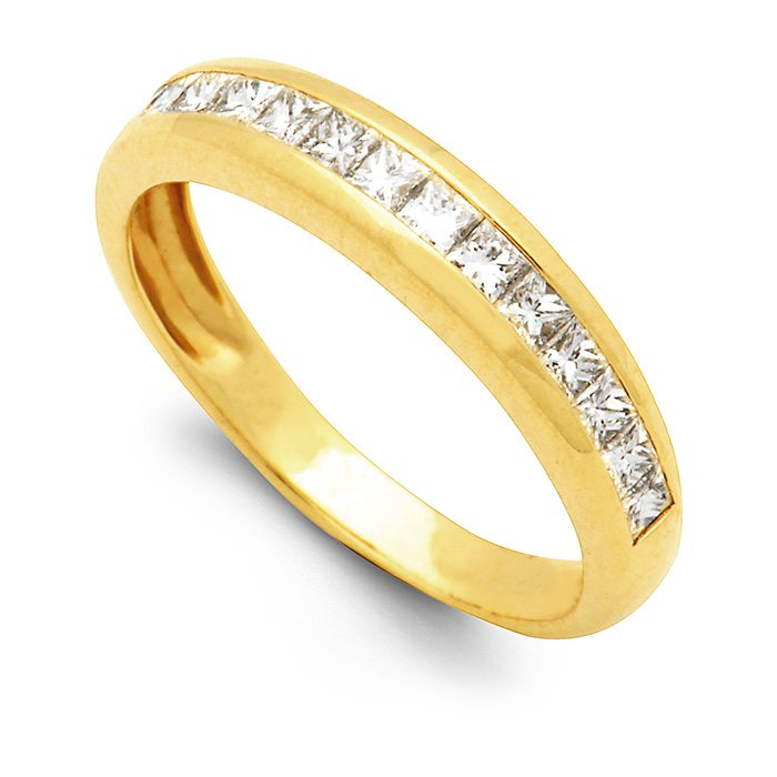 Monaco Collection Wedding Band AN159-Y Women's Wedding band