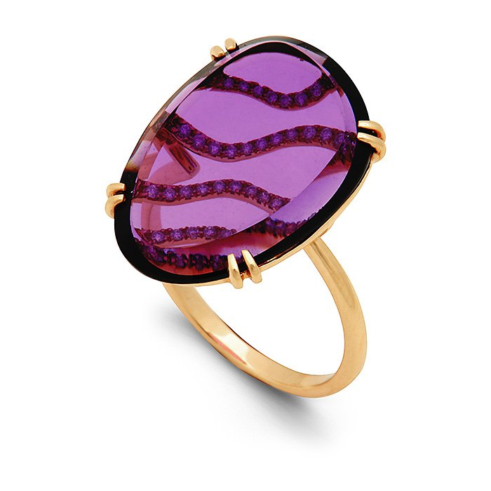 Monaco Collection Ring AN585-AM Women's Fashion Ring