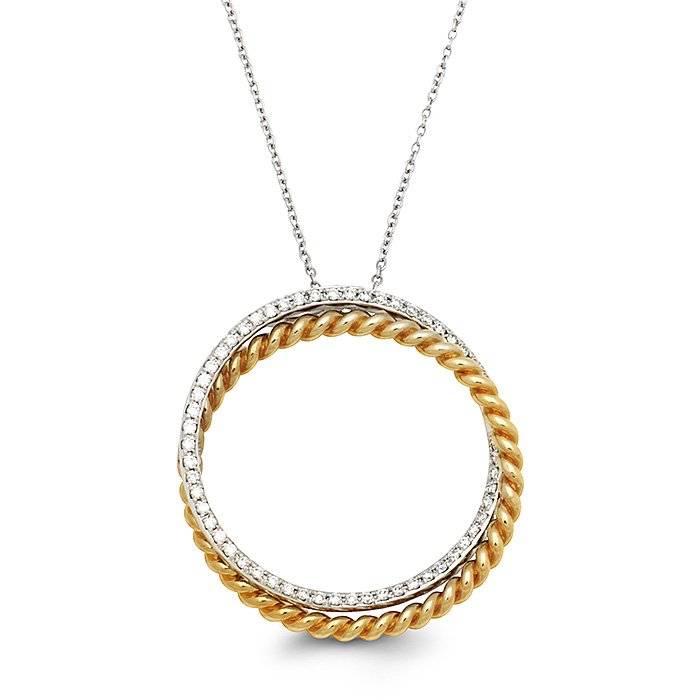 Monaco Collection Pendant AN345 Women's Pendant