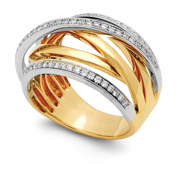 Monaco Collection Ring AN608 Women's Fashion Ring