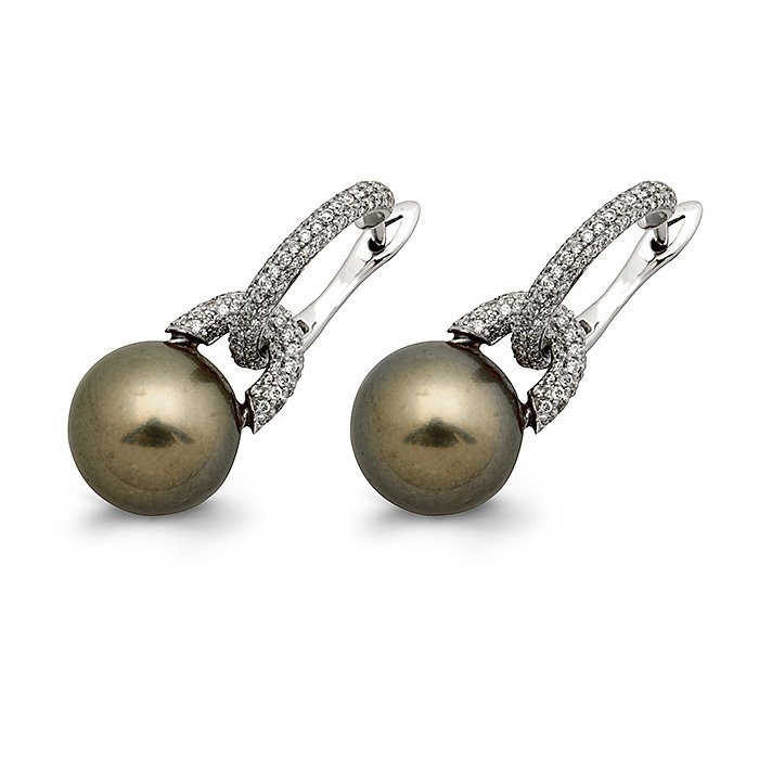 Monaco Collection Earring AN152 Women's Earrings