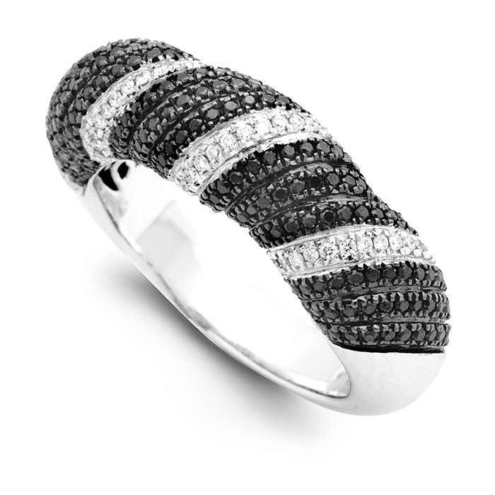 Monaco Collection Ring AN756-BDW Women's Fashion Ring
