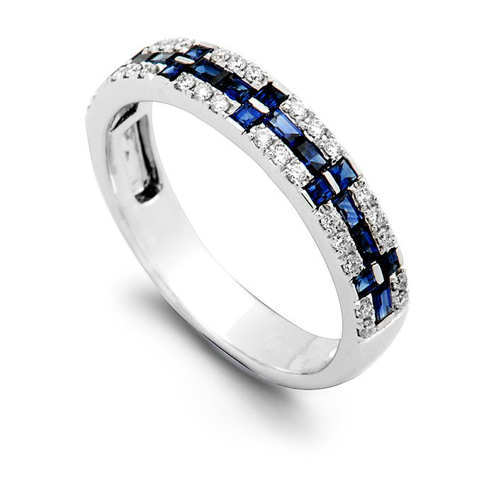 Monaco Collection Ring AN619-WSA Women's Fashion Ring