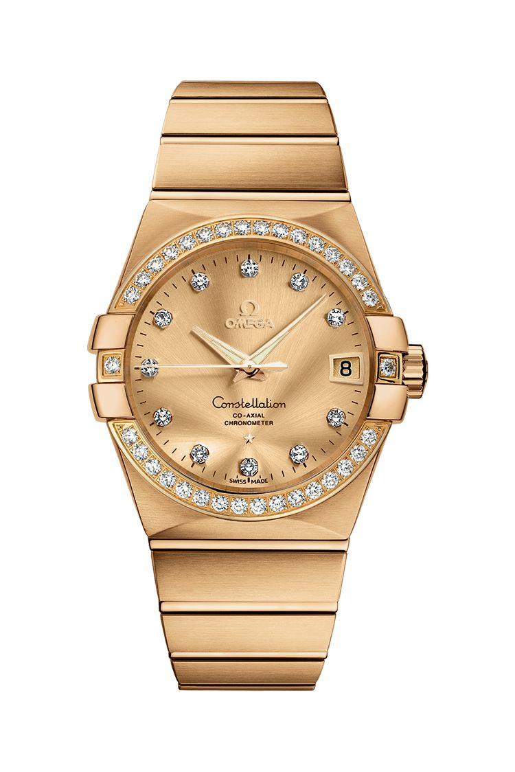 Omega Constellation 12355382158001 Watch